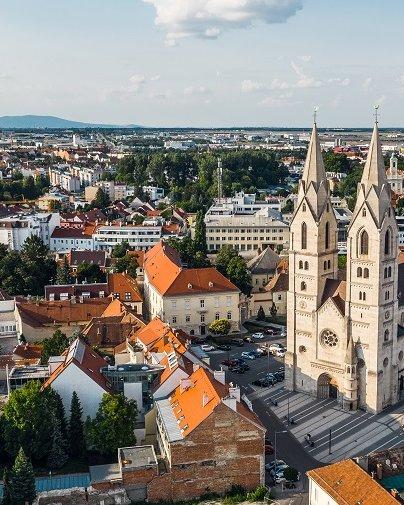 Foto Zentrum Wiener Neustadt