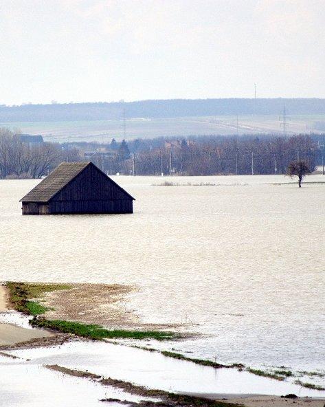 Foto Hochwasser