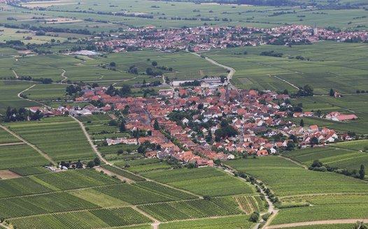 Siedlung in Bayern, © Shutterstock