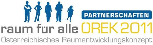 Logo der ÖREK-Partnerschaften